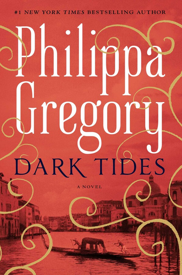 Dark Tides US Cover
